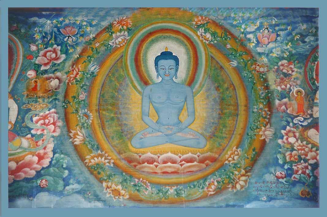 Szamantabhadra - Az Eredendő Buddha