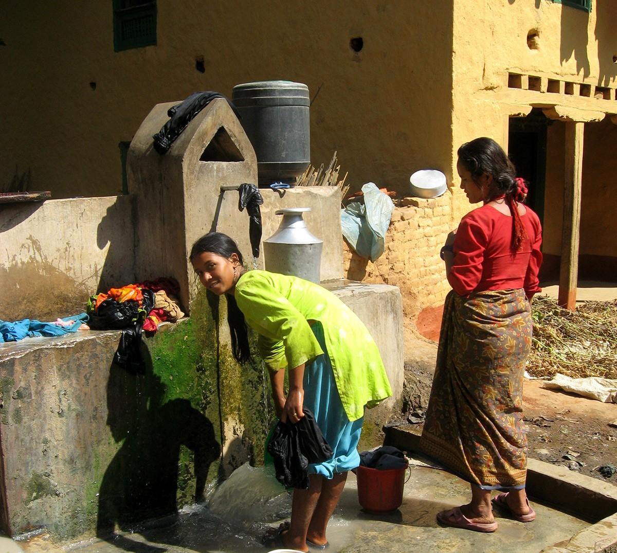 Egészség és ivővíz higiénia