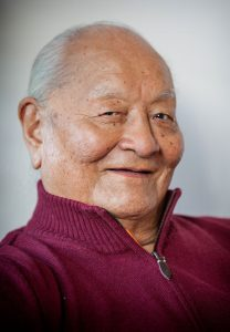 Chögyal Namkhai Norbu Rinpoche